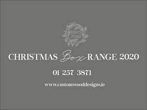 CHRISTMAS BROCHURE - Custom Wood Designs