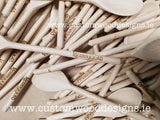 Branded Wooden Spoons - Custom Wood Designs