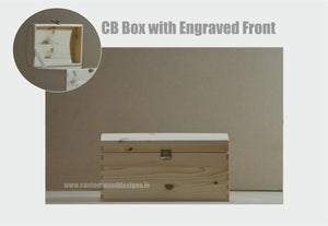 Pine Wood Chests Personalised - Custom Wood Designs