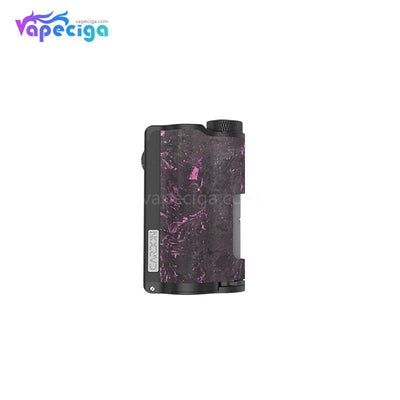 Carbon Magenta DOVPO Topside Dual Carbon Squonk Mod with YiHi Chip 200W
