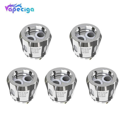 Eleaf HW-N Dual Coil Head for ELLO Duro Tank 5PCs