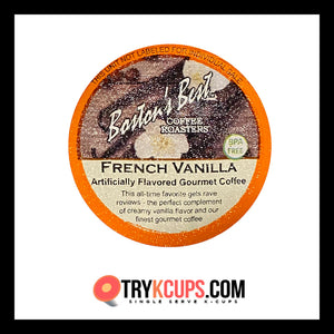 Boston's Best Coffee Roasters • French Vanilla K-Cup Flavor