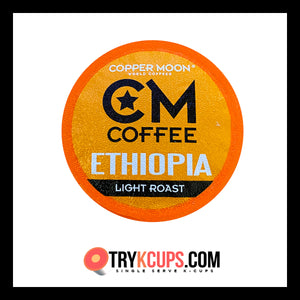 Copper Moon World Coffees • Ethiopia K-Cup Flavor