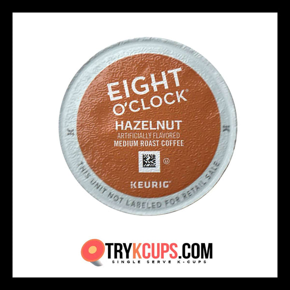 Eight O'Clock Hazelnut K-Cup Flavor