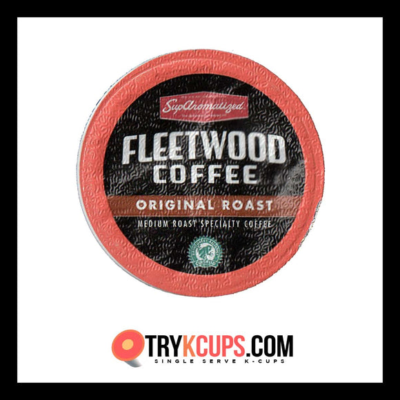 Fleetwood Coffee Original Roast K-Cup Flavor
