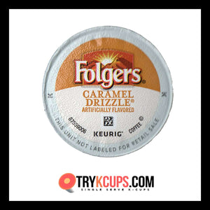Folgers Caramel Drizzle K-Cup Flavor