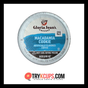 Gloria Jean's Coffees • Macadamia Cookie K-Cup Flavor