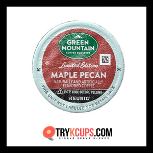 Green Mountain Coffee Roasters • Maple Pecan K-Cup Flavor