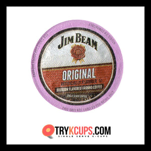 Jim Beam Coffee • Original K-Cup Flavor