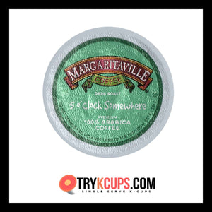 Margaritaville Coffee 5 O'Clock Somewhere K-Cup Flavor