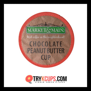 Market & Main Chocolate Peanut Butter Cup K-Cup Flavor