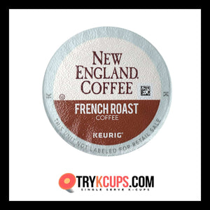 New England Coffee French Roast K-Cup Flavor