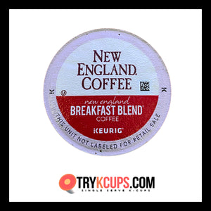 New England Coffee • Breakfast Blend K-Cup Flavor