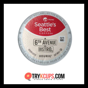Seattle's Best Coffee 6th Avenue Bistro K-Cup Flavor