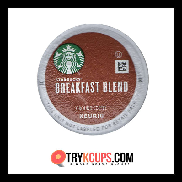 Starbucks Breakfast Blend K-Cup Flavor