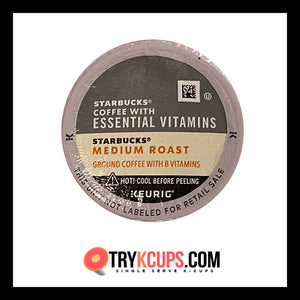 Starbucks • Coffee With Essential Vitamins K-Cups Flavor