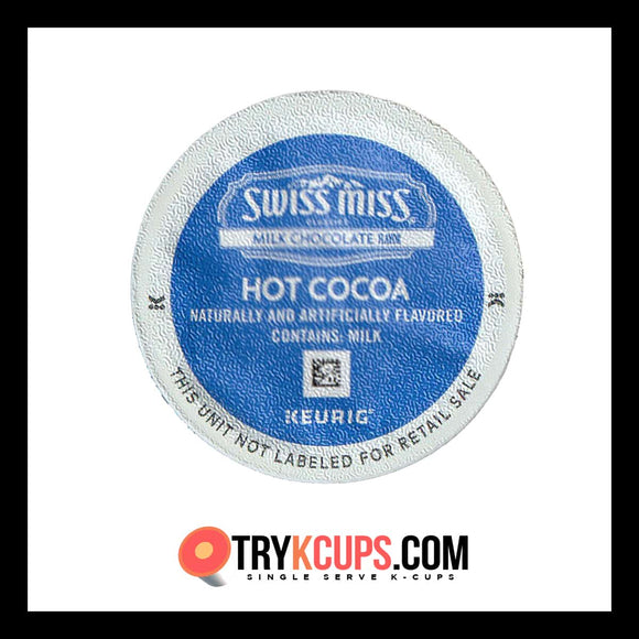Swiss Miss • Hot Cocoa K-Cup Flavor