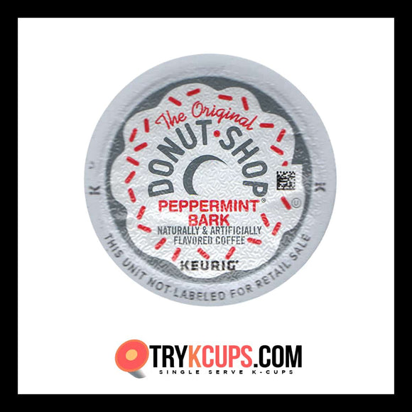 The Original Donut Shop Peppermint Bark K-Cup Flavor