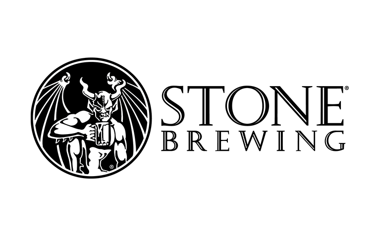 Stone Brewingのロゴ