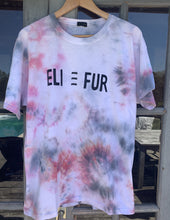Load image into Gallery viewer, Cotton Candy tie-dye Tee