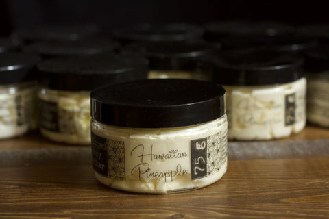 Whipped Body Butter - Pineapple