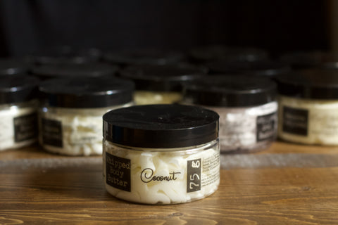 Whipped Body Butter - Coconut