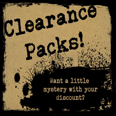 Clearance Packs