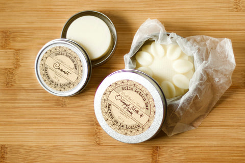 Solid Lotion Bar- 60g