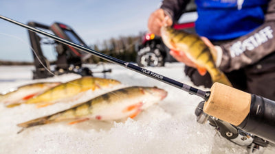 How to Take Care of Your Ice Fishing Rods: Rod Care 101