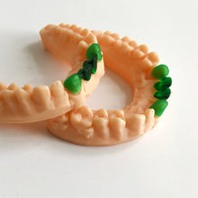 Load image into Gallery viewer, C01/C02 Transparent Green Dental Castable 3D Printer Resin