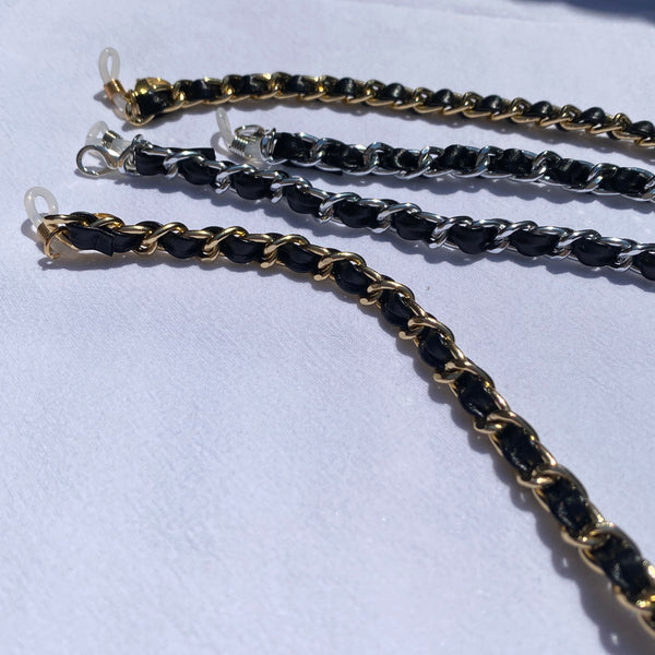 Leather Designer Chain
