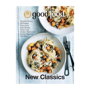 The much-requested second collection of best-loved and requested recipes from the stellar Good Food team. More than 100 classic recipes are given a fresh, extra delicious twist by eight of Australia's best-loved ...