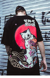 T-shirt Mooncat
