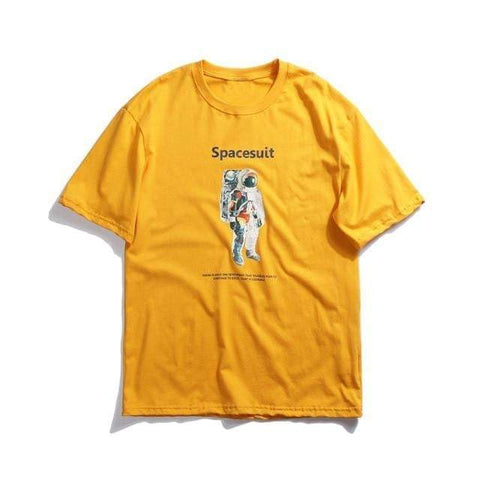 T-shirt Spacesuit
