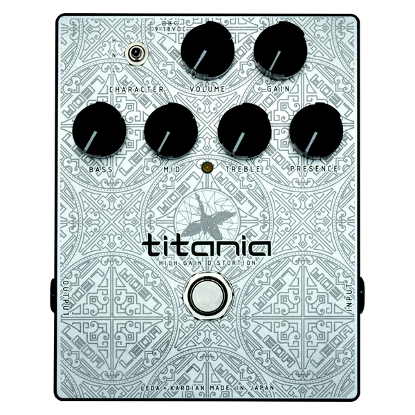 titania Leda Signature Edition
