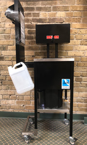 Hand Washing Station, 8 Liters, No Running Water Variant