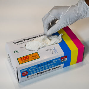 Nitrile Gloves, Disposable