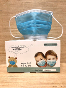 Kids Masks, Box of 50