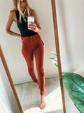 Toxic High Waisted  Jeans - Different colour options