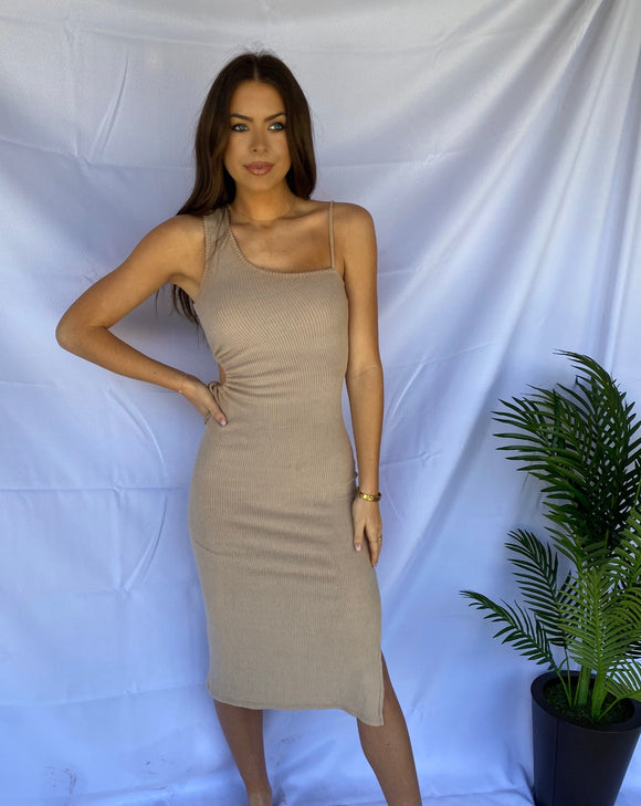 Neutral Feelings Dress