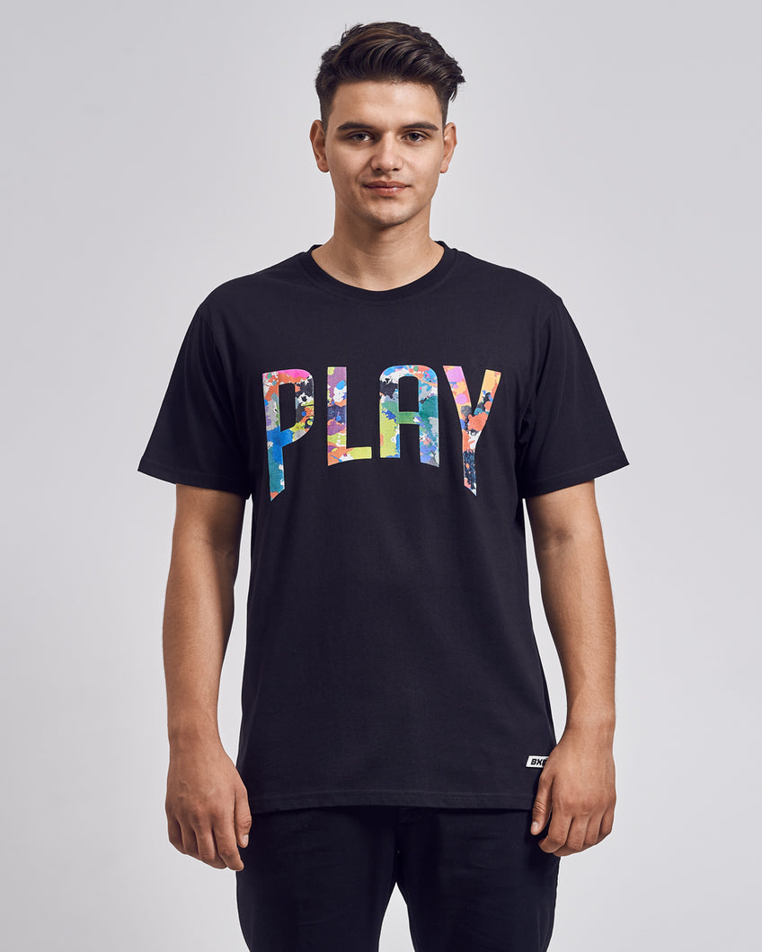PLAY Shirt - blck front