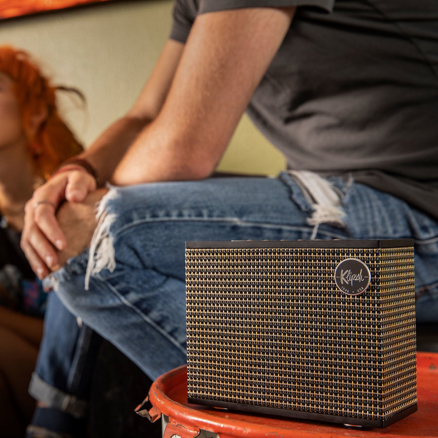 Heritage Groove Wireless Speaker - Klipsch SG