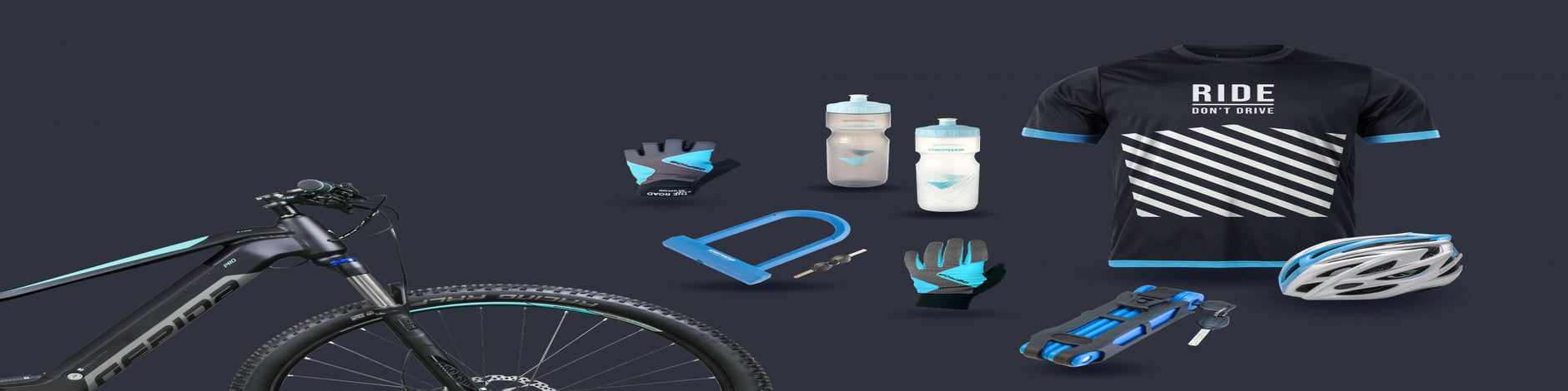 Extensive Bicycle Accessories At Affordable Price
