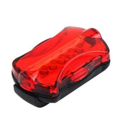 Waterproof Ultra Bright 5 LED Cycling Bicycle Light Set Bike Front Head Light + 5 LED Tail light - Bicycle and Me