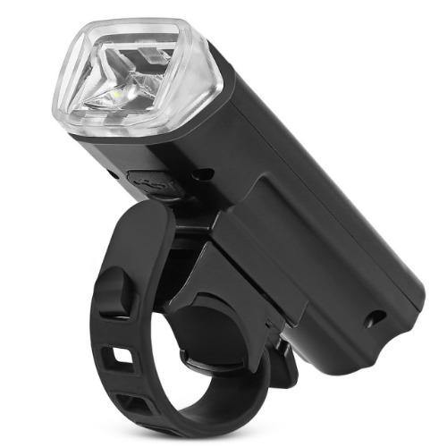 USB Rechargeable Waterproof Bike Front Handlebar Flashlight - Bicycle and Me