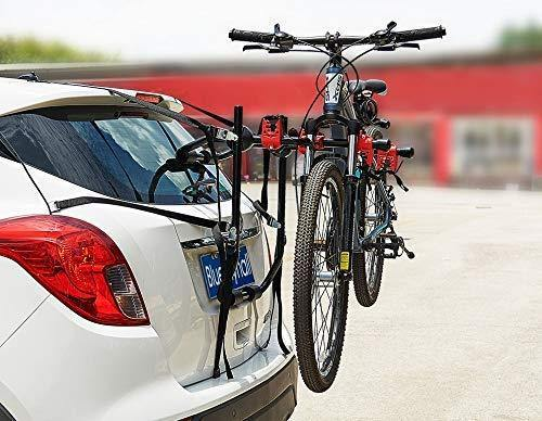Bicycle Carrier Racks Hitch Mount Double Foldable Rack for Cars For upto 3 Bicycle - Bicycle and Me