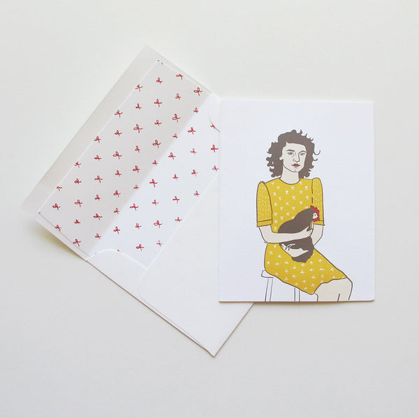 Mildred Greear Card