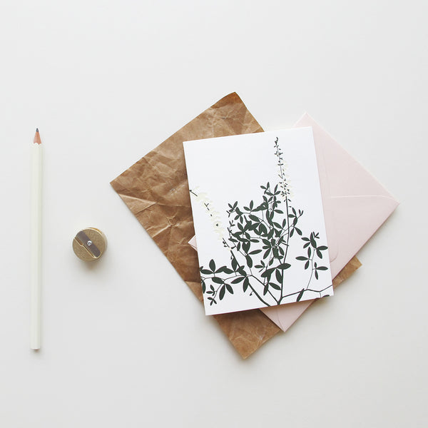 Floral Letter Writing Set
