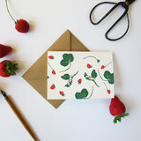 Strawberry Fields Card Set