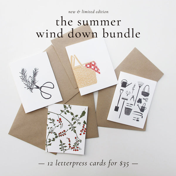 The Summer Wind Down Bundle